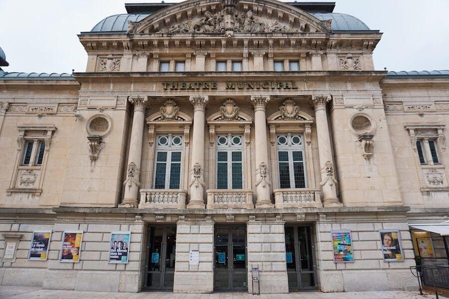 teatro di bourg-en-bresse