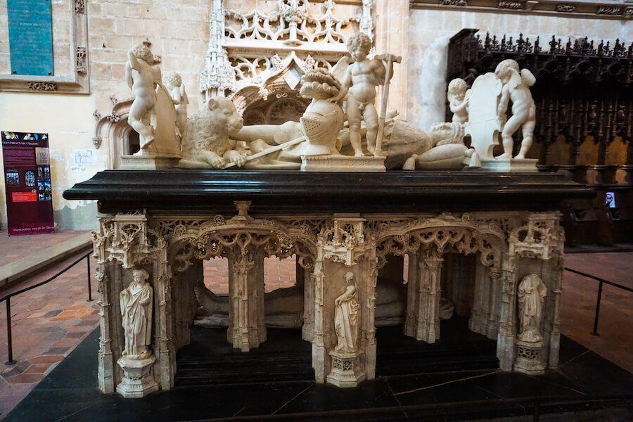 bourg-en-bresse tomba di filiberto