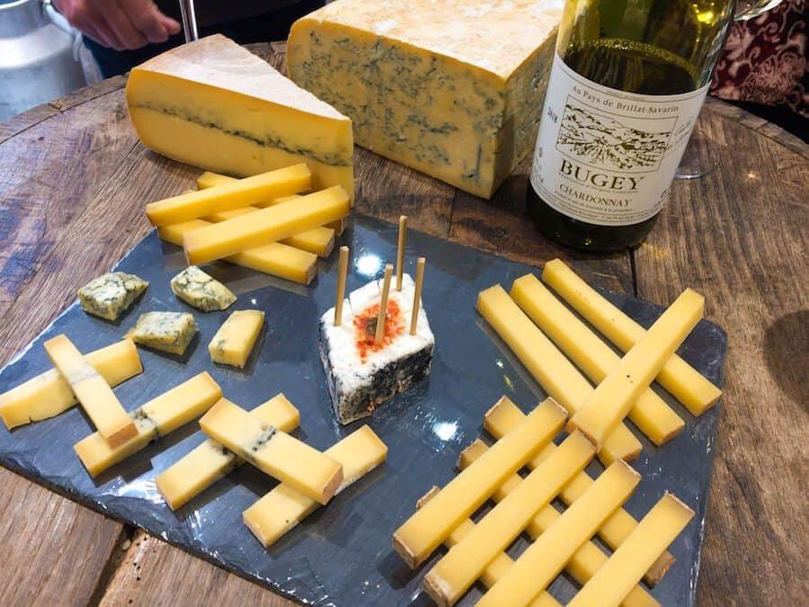 formaggi bourg-en-bresse