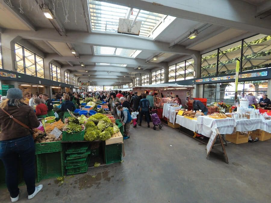 mercato bourg-en-bresse