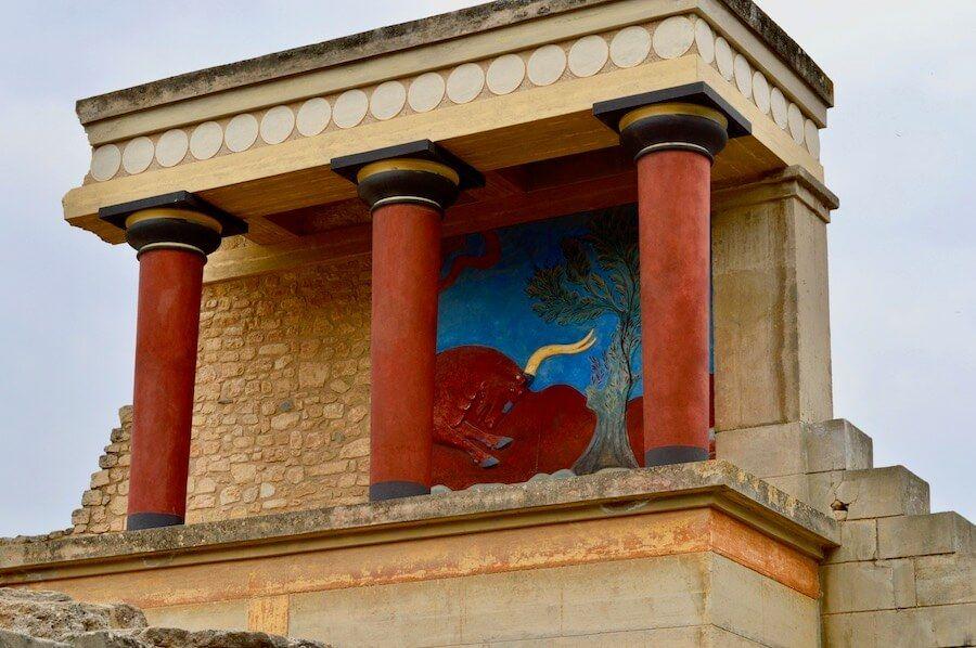 palazzo cnosso creta