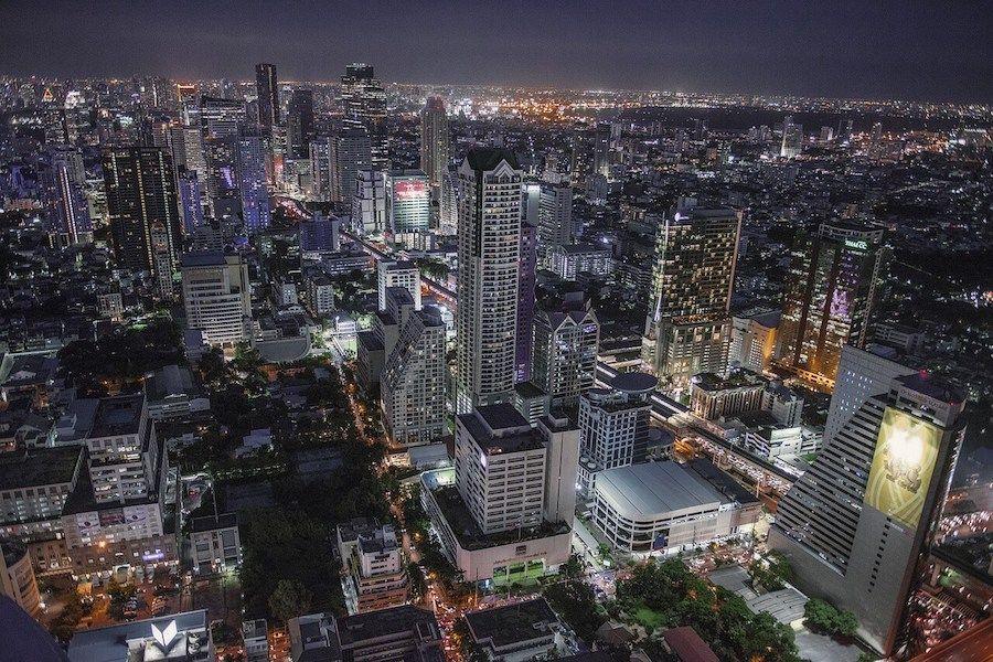 bangkok cosa vedere sky bar
