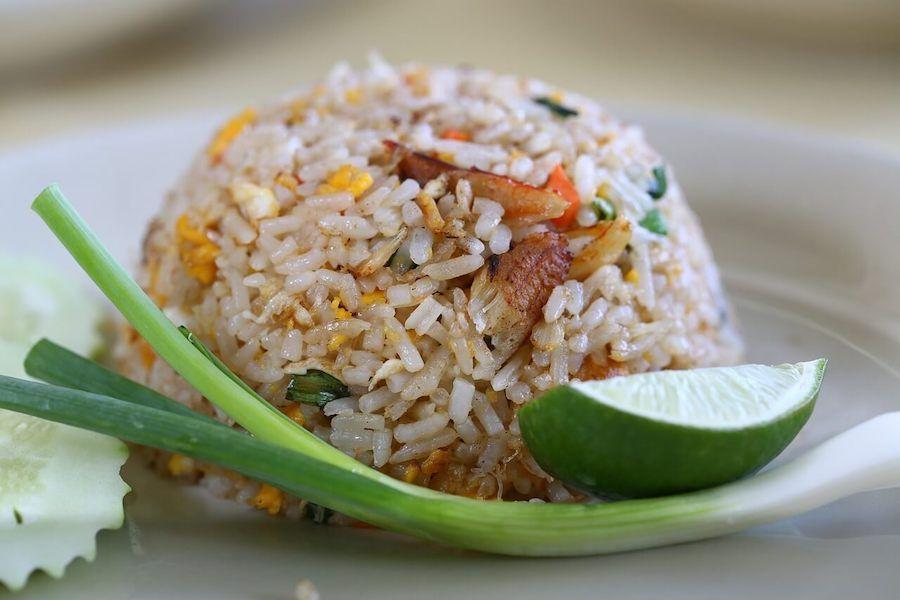 fried rice cibo thailandese