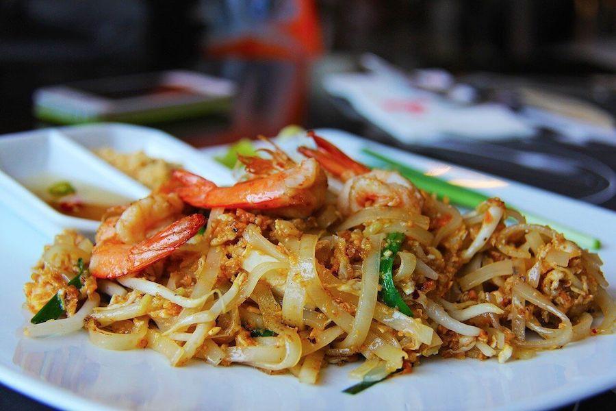 pad thai cucina thailandese