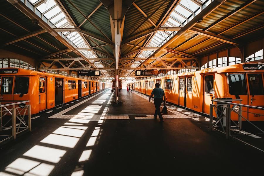 viaggio della maturità treno