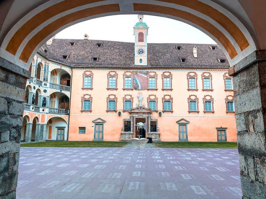 bressanone palazzo vescovile