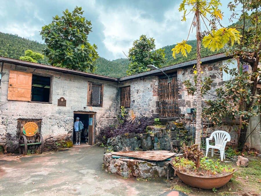 tortola Callwood's Distillery Cane Garden Bay