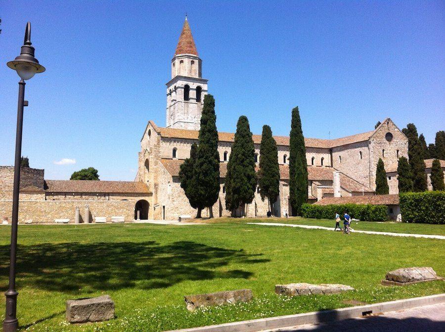aquileia sito unesco italia