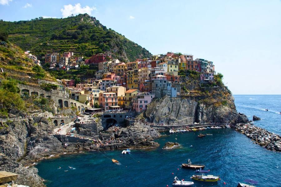cinque terre siti UNESCO italia