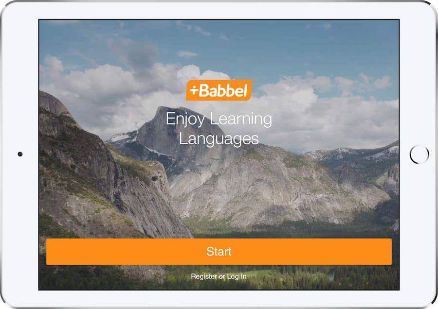 corso inglese online babbel