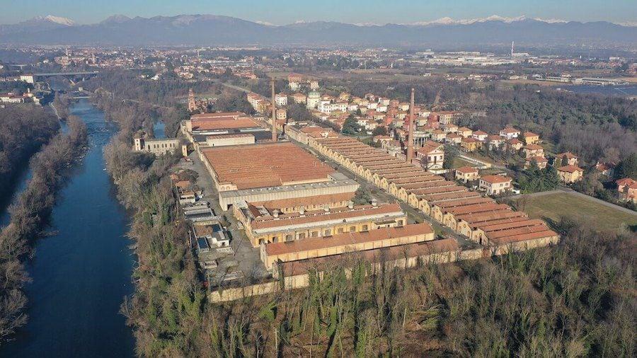 crespi d'adda sito UNESCO italia