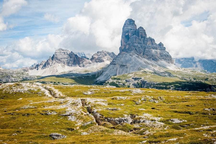 dolomiti siti UNESCO italia