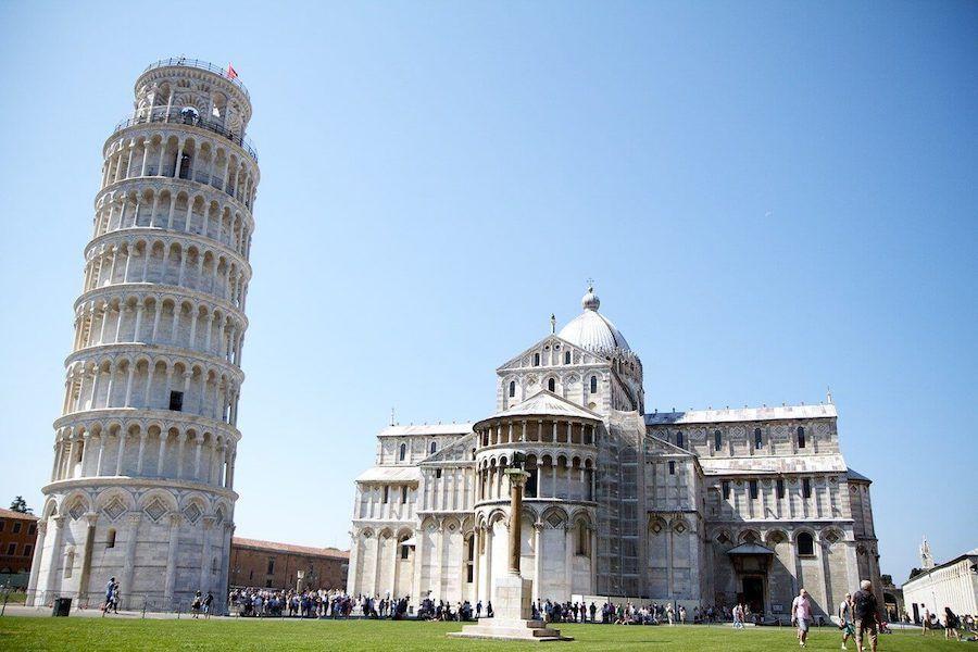 piazza dei miracoli pisa sito UNESCO italia