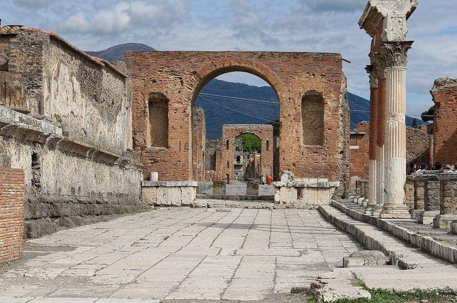 pompei sito UNESCO italia