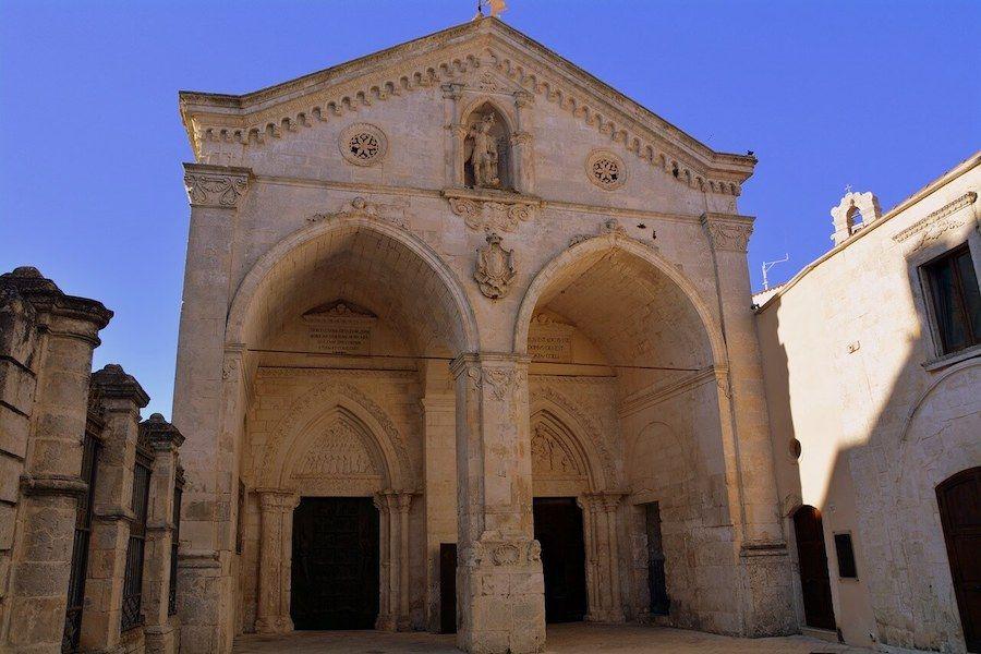 santuario san michele arcangelo sito UNESCO italia