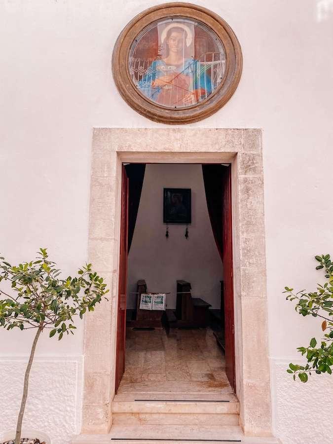 cisternino madonna del falegname