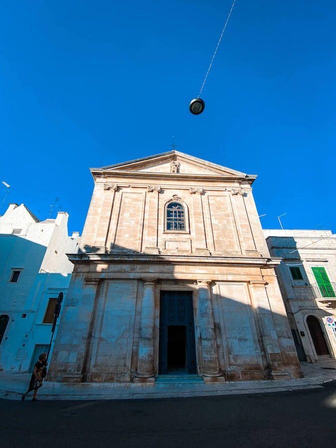 locorotondo chiesa san rocco