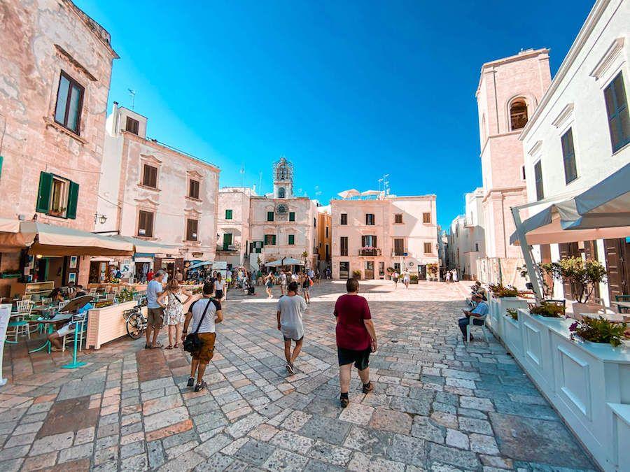 polignano a mare centro storico da vedere