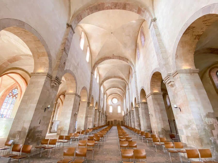 chiesa kloster eberbach