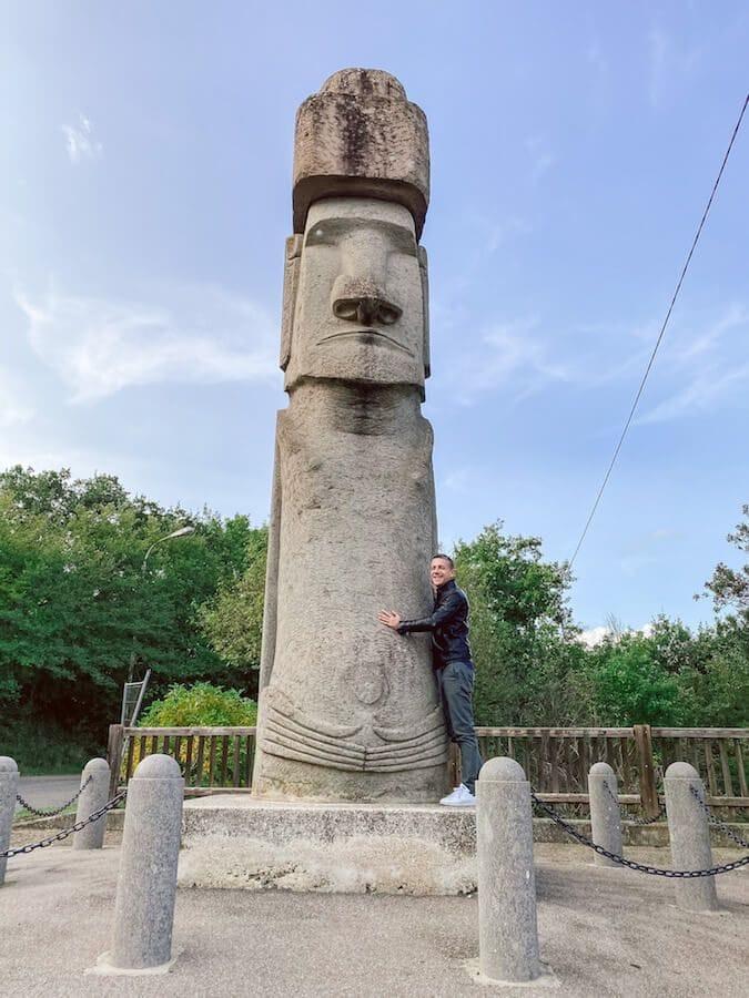 moai vitorchiano
