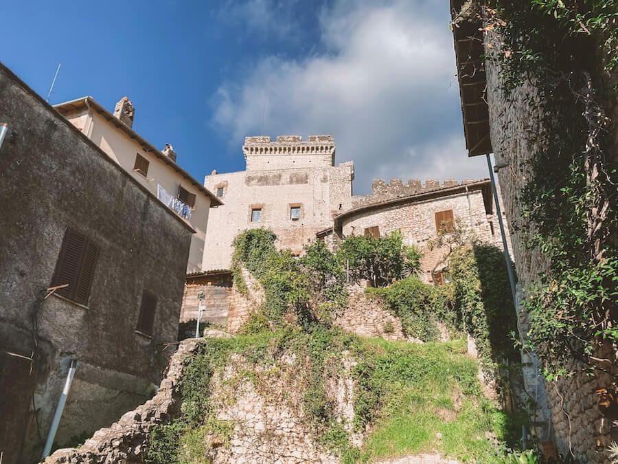 castello castani sermoneta