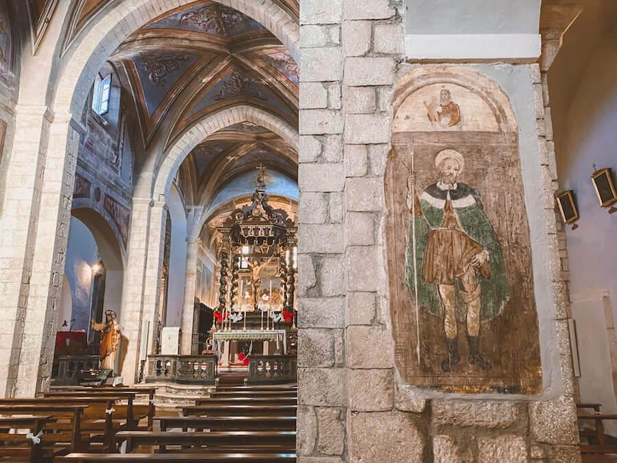 sermoneta cosa vedere cattedrale (2)