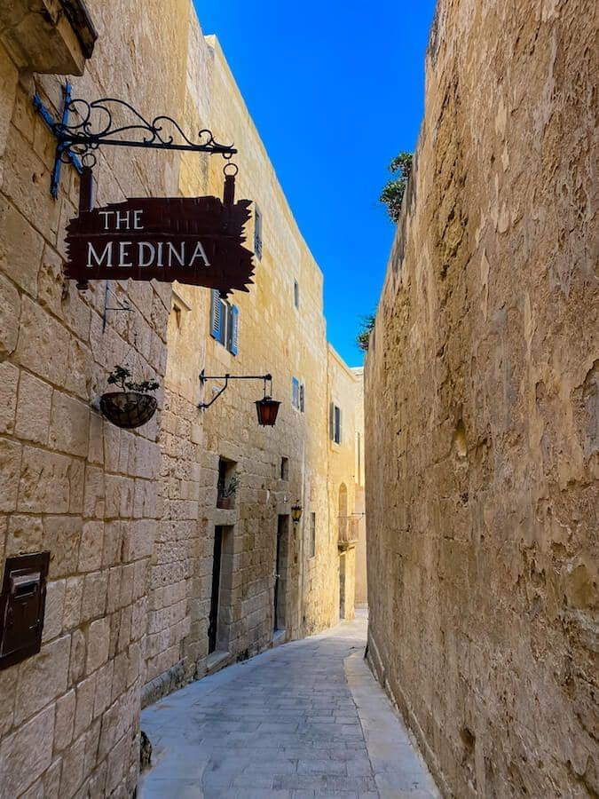 Mdina: cosa vedere nell'antica capitale di Malta in mezza giornata