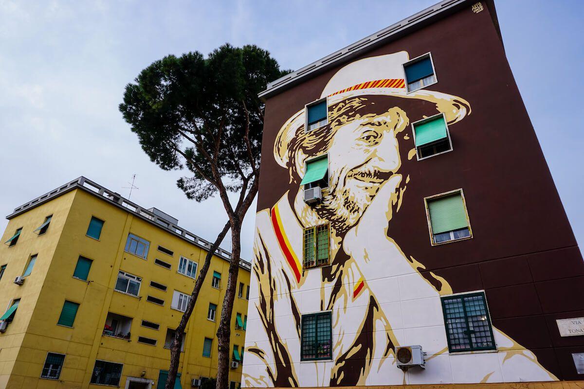 Street art a Roma: la guida completa | VoloGratis.org