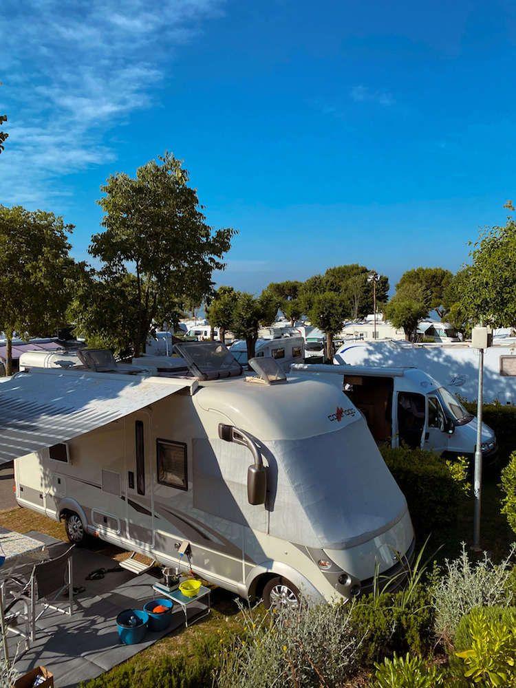 piazzola la rocca camping village