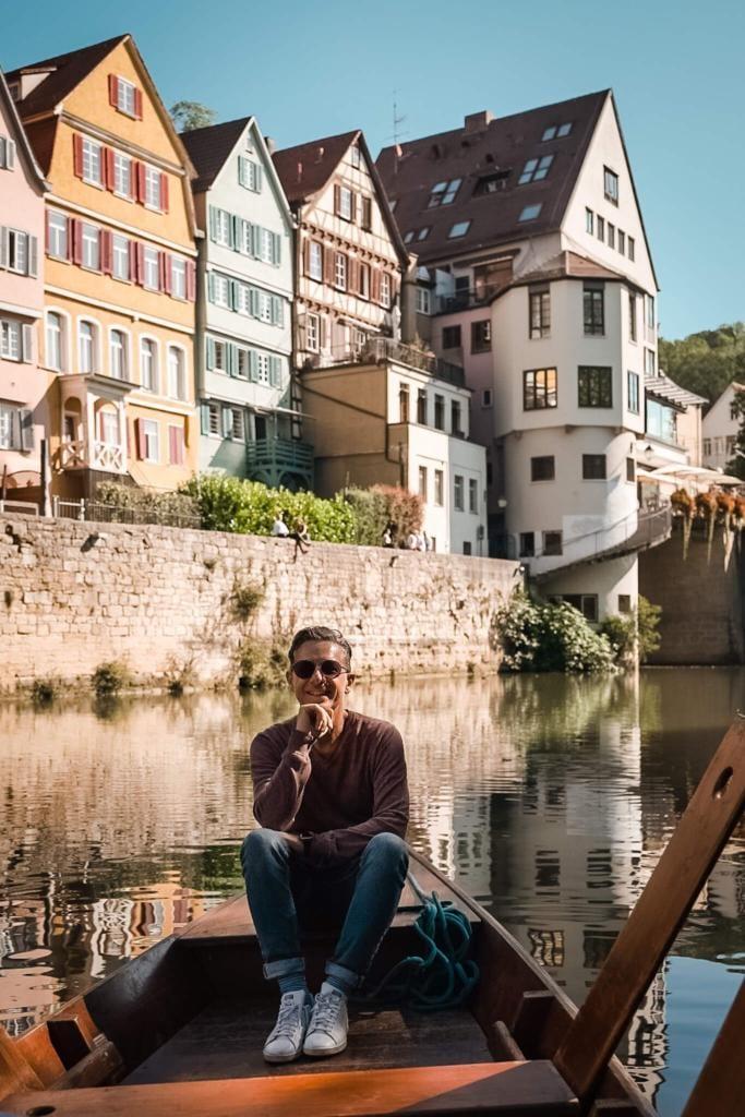 andrea petroni Tübingen