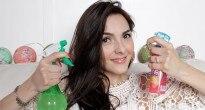 Spray salino per capelli fai da te