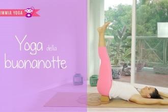 Yoga-buonanotte