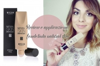 fondotinta Natural Skin Wycon