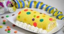 Carnival Cake Roll