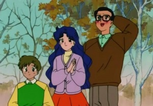 sailor moon famiglia