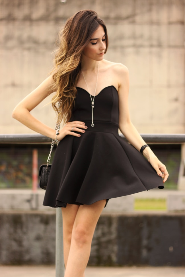 little black dress