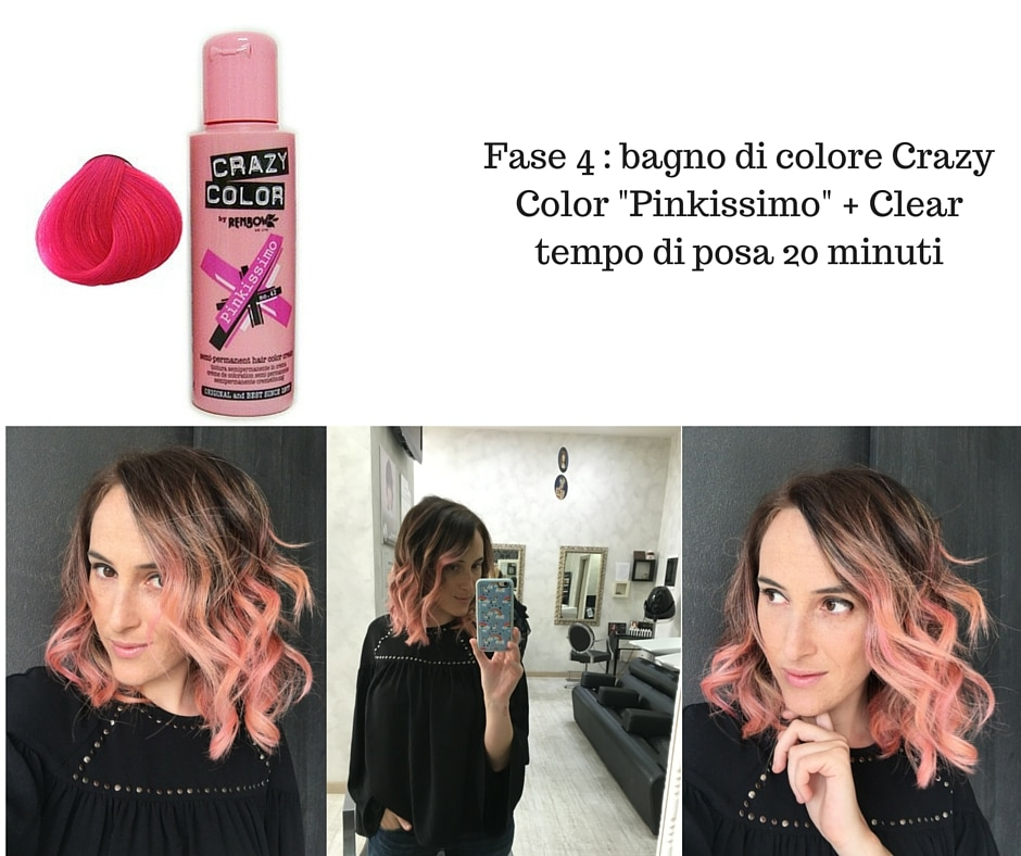 capelli rose gold hair tendenze pink hair