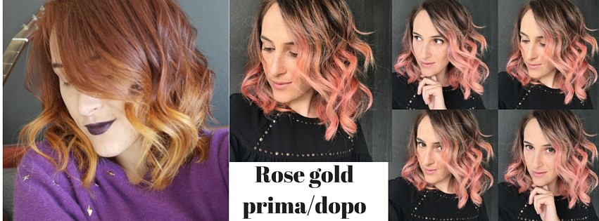 rose gold hair trend capelli 2016