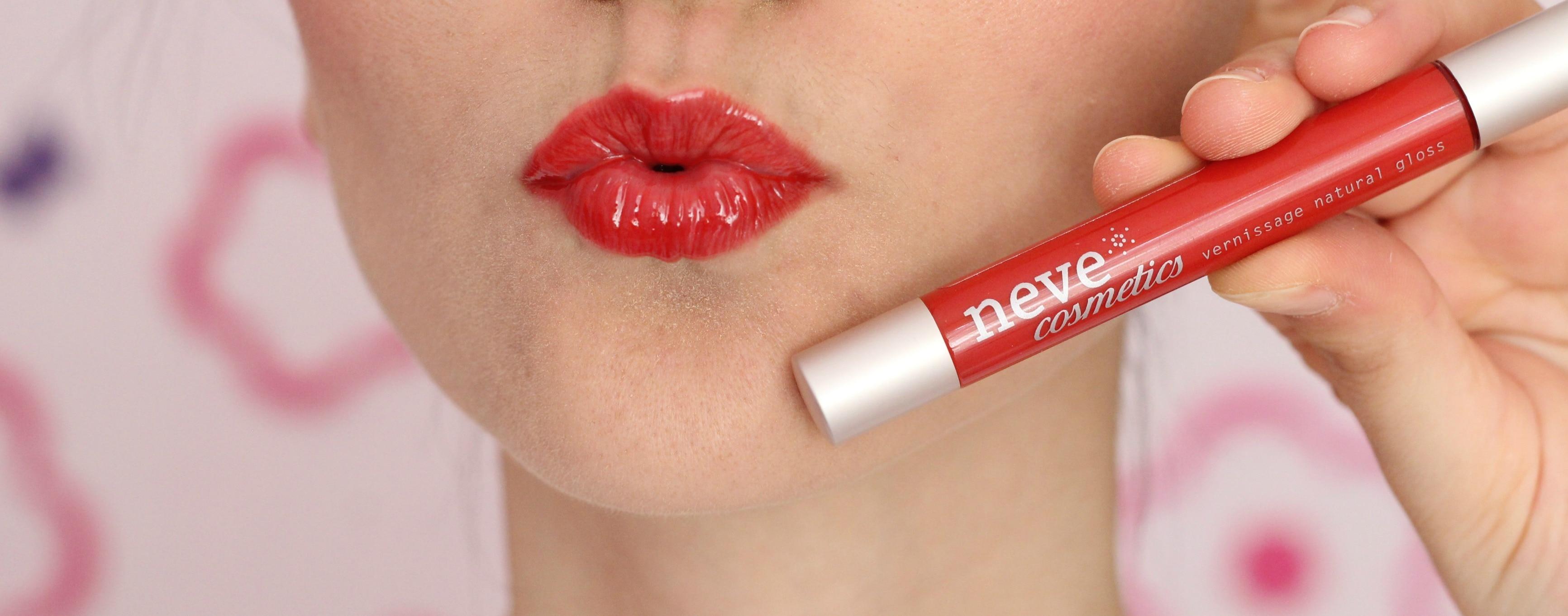 vernissage natural gloss neve cosmetics