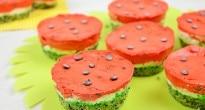 Anguria cup-cheesecake