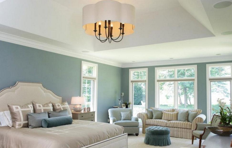 Arredare la camera da letto con i colori pastello pareti for Camere da letto moderne colore olmo