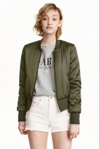 hm bomber jacket lowcost