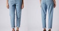 mom jeans cosa sono