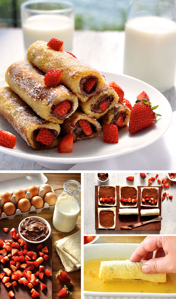 strawberry-nutella-french-toast-roll-up-1