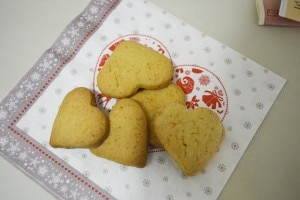 Epifania: Biscotti frollini
