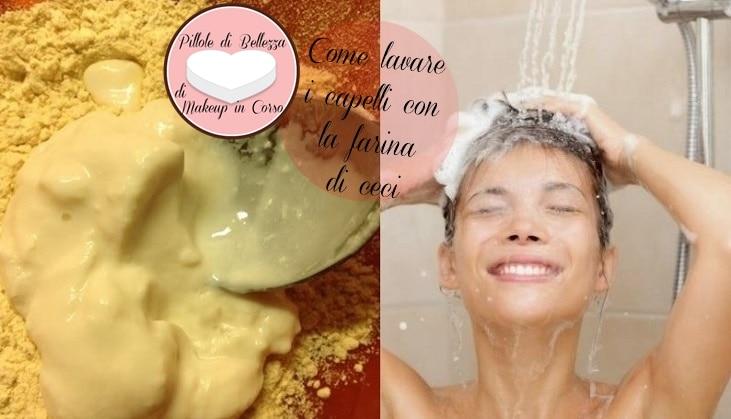 shampo ecobio farina di ceci
