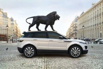 evoque urban attitude edition