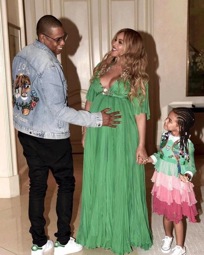 Beyonce marito figlia
