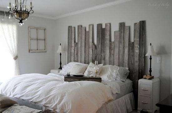 Boiserie Camera Da Letto Fai Da Te : Testate da letto fai da te idee e consigli foto wegirls