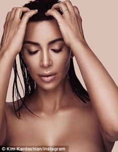 kim kardashian make up